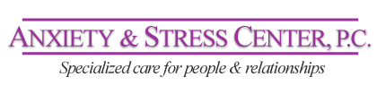 anxiety stress center